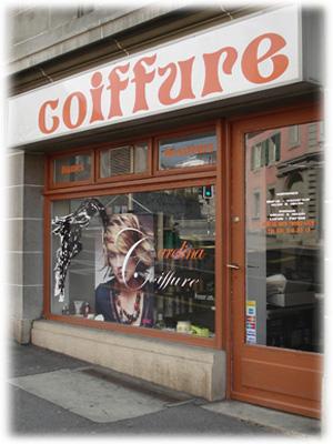 Carolina Coiffure U0026gt;u0026gt;  Salon Coiffure Coiffure Lausanne Salon Lausanne Coiffeur Vaud Chignon ...